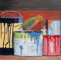 Farbenvogel